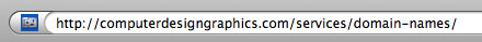 pictures of an address bar